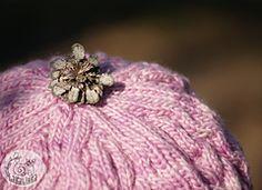 Ravelry: Meteliza pattern by Olga Beckmann Malabrigo Merino Worsted Orchid