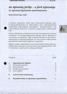 B2-12 - Az egészség jövője - a jövő egészsége - Angela Lakatos - Picasa Webalbumok