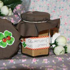Rezept Schneller pikanter Quittensenf, fruchtig (kein fermentieren nötig) von Cuciniera - Rezept der Kategorie Saucen/Dips/Brotaufstriche
