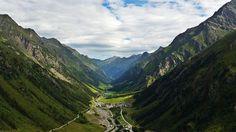 View to Mandarfen / Pitztal, Tirol by mariann.galanics