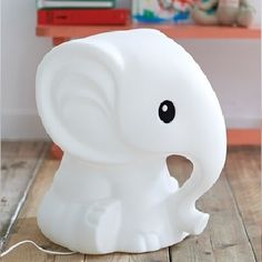 Anana Cloud Elephant Lamp $289.95 #sweetcreations #baby #toddlers #kids #decor