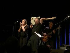 Jimmie Vaughan and the Tilt-a-Whirl Band featuring Lou Ann Barton with Kirby Kelley. The Kessler, Dallas, TX. October 10, 2015.