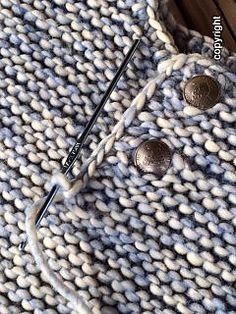 Ravelry: Minstemann pattern by Randi K Design Knitting Patterns Boys, Knitting For Kids, Free Knitting, Knitting Projects, Crochet Patterns, Sweater Patterns, Knitting Ideas, Knit Baby Sweaters, Baby Knits