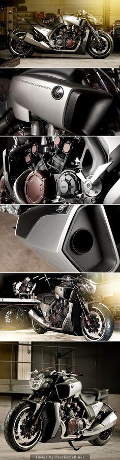 Yamaha V-Max Hyper Modified   Bike EXIF