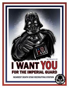 Nearest Death Star Recruiting Station