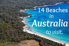 14 Beaches in Australia to visit - on your bucket list?