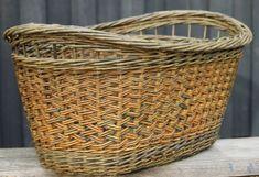 Hjørnholms Pileblog Utterly gorgeous laundry basket!
