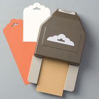 Scalloped Tag Topper Punch - Stampin' Up!
