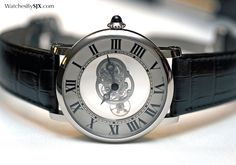 SIHH 2016: Hands-On with the Cartier Astromysterieux Central, Mystery Tourbillon | Watches By SJX
