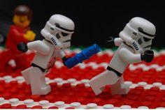 LEGO Star Wars Olympics!