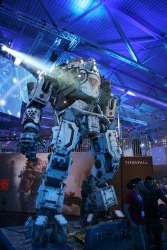 #Gamescom #titanfall 2013 http://news.softpedia.com/