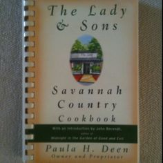 Had a blast meeting Paula and enjoyed the Southern delights.
