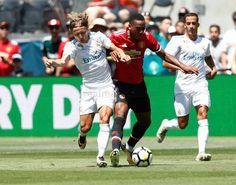 مانشستر يونايتد يهزم ريال مدريد في بروفة السوبر الأوروبي  موقع ريال مدريد العربي Real Madrid Club Fans