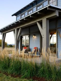 HGTV Dream Home 2012: Exterior - Inspirational Outdoor Spaces From HGTV Dream Homes Past on HGTV