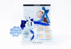 化粧品 什器/アルビオン様 エクサージュ (1)