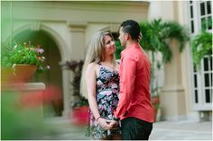 Carlos + Kelsey // Engagement Session // Ritz-Carlton, Naples - Bianca Valentim Photography