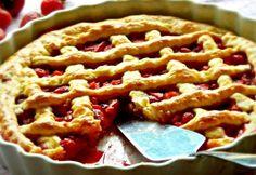 Epres pite ahogy Mercedes készíti Hungarian Cake, Hungarian Recipes, Apple Pie, Bacon, Sweets, Cooking, Breakfast, Food, Yum Yum