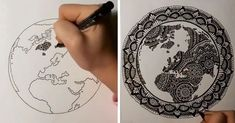 planet-earth-turned-into-intricate-mandala-yolande-holowaty-fb__700-png.jpg (700×367)