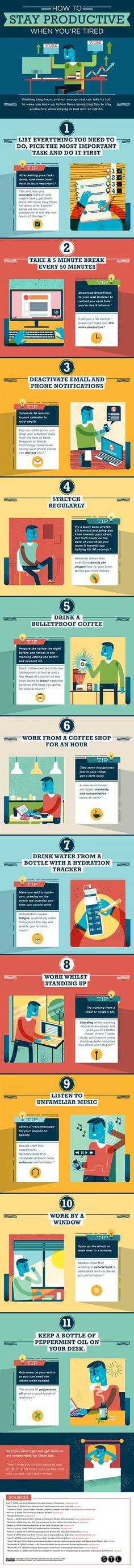 Work productive #thinkproductive