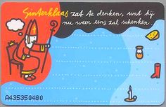 Chipkaart Nederland Sinterklaas