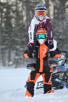 FXR Racing Team - David Fischer & Rachel Vorwerk