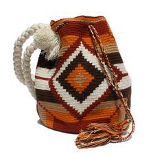 Ginger Wayuu Handbag