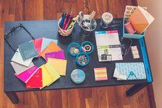 cute desk via Hello Home Shoppe