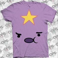 Camiseta Princesa Caroço - Hora de Aventura