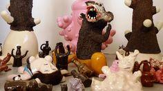Elin Aasheim Ceramics, Cake, Desserts, Food, Style, Sculptures, Ceramica, Tailgate Desserts, Swag