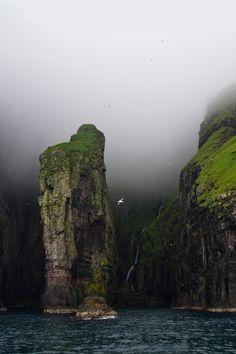 Vestmanna Cliffs, Streymoy, Isole Faroe