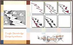 Stonebridge by molossus, who says Life Imitates Doodles, via Flickr