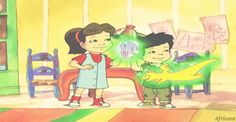 Desperately wanting to find a duplicate dragon scale and go to Dragon Land. | 22 Things All PBS Kids Will Never Forget
