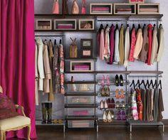 Hay vestidores de todos los tipos: modernos, minimalistas, vintage, románticos...si necesitas ideas para decorar el tuyo ¡no te pierdas este post de inspiración!