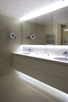 Anna Casa Interior Design has worked on this luxury private residential home in Knightsbridge, London. The challenge with this project was to completely change the interior layout in order to… Interior Design London, Luxury Interior, Stone Bench, Home Jobs, Design Projects, Sink, Layout, Anna Grace, Cupboards