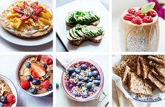 Vinkit vegaaniin & gluteenittomaan brunssipöytään