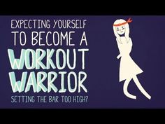 a little bit better with keri glassman helps remind us that we don't have to be workout warriors in order to improve our health through exercise. i love her videos...so positive and inspirational!