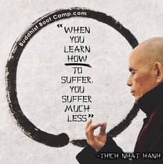 Wisdom from Thich Nhat Hanh. Buddhism is a philosophy that has much to offer…