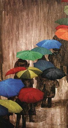 Kendra Baird - In the Rain
