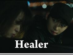 Healer first met of Healer and Ajumma funny dramatic moment