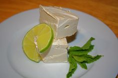 Kimberly Snyder Nutritionist and NYT Best Selling Author shares her Raw Key Lime Pie Bars....