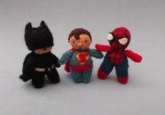 My little superheros