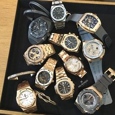 #Rolex X #PatekPhilippe X #AudemarsPiguet X #RichardMille X #AnilArjandas