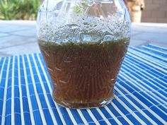 Sweet and spicy salad dressing (oil-free) - Salad dressing - Fast Metabolism Diet, Metabolic Diet, Salad Bar, Soup And Salad, Oil Free Salad Dressing, Fat Free Salad Dressing Recipe, Low Fat Diets, Base Foods, Sweet And Spicy