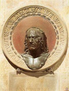 Self-Portrait, 1506 - Andrea Mantegna