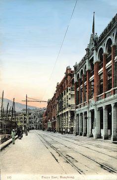 1928 Praya East tram line