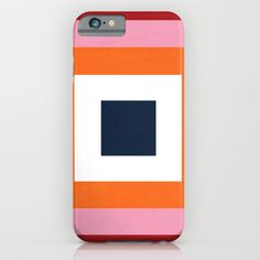 the squares  iPhone & iPod Case