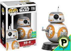 Star Wars Episode VII: The Force Awakens - Thumbs Up BB-8 Pop! Vinyl Figure (2016 Summer Convention Exclusive) | Funko Thumbs Up BB-8 Pop! 2016 Summer Convention Exclusive | Popcultcha