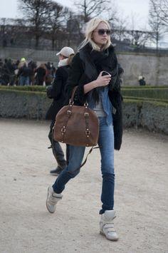 #IsabelMarant sneakers