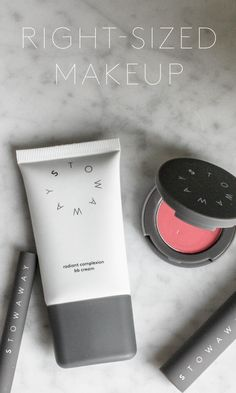 Stowaway is right sized makeup for the modern woman