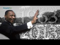 50 Years of the Dream - Martin Luther King has inspired many - all races, creeds and color.